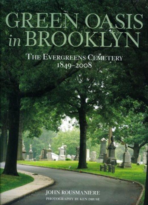 Green Oasis in Brooklyn by John Rousmaniere