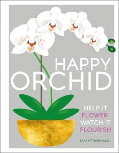 Happy Orchid by Sara Rittershausen