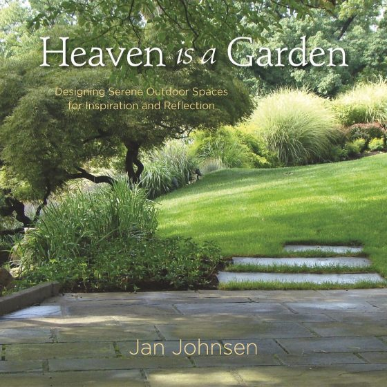 Heaven is a Garden by Jan Johnsen