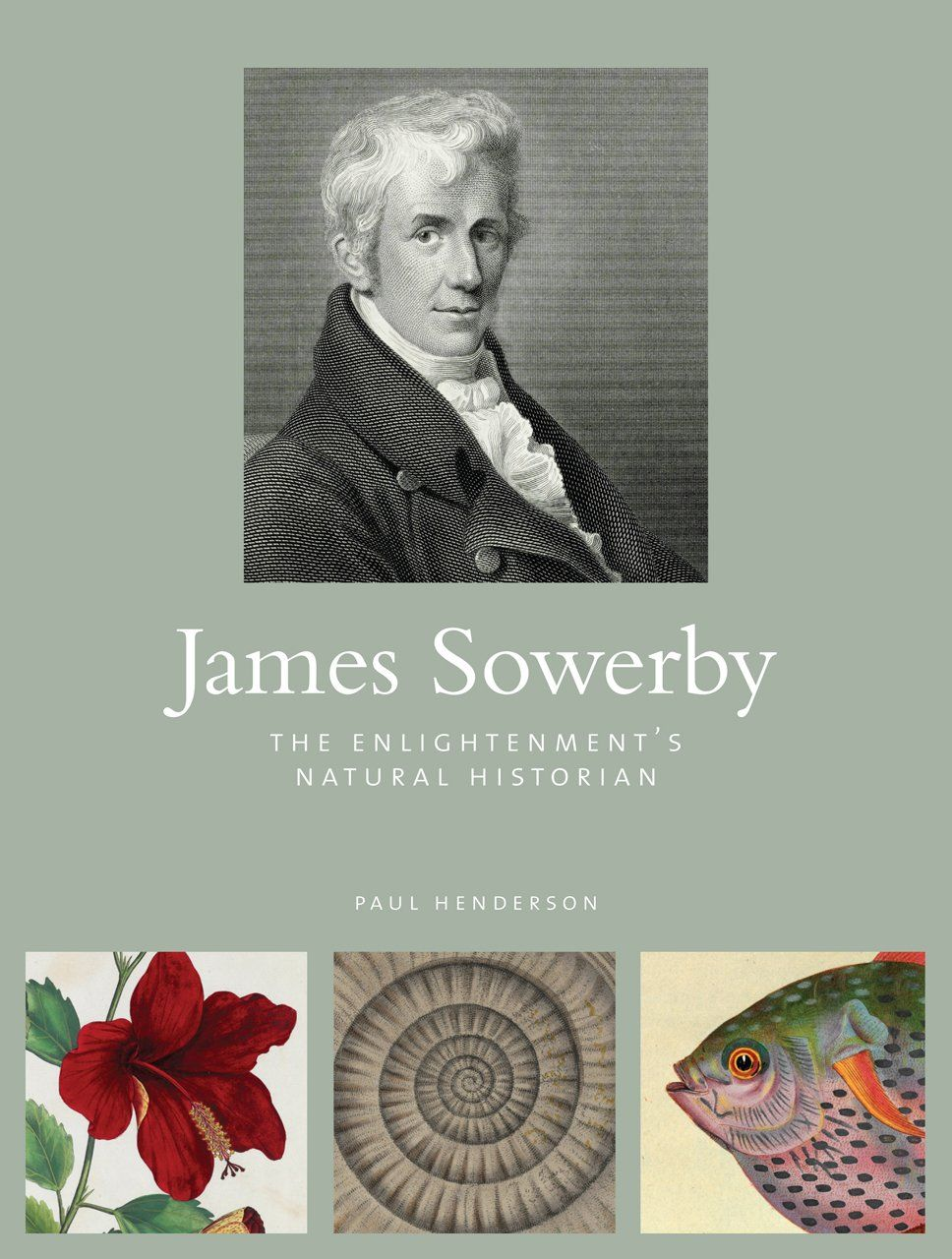 James Sowerby by Paul Henderson