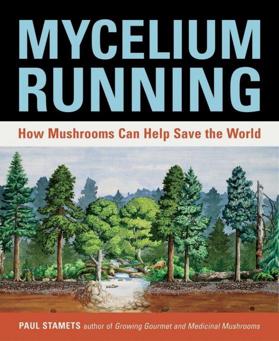 Mycelium Running by Paul Stamets