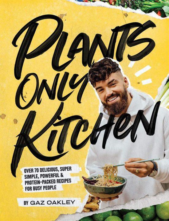 Plants-Only Kitchen by Gaz Oakley