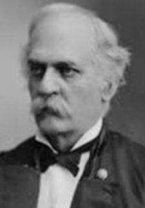 Benjamin Alvord